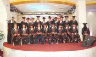 تخرج الدفعة الاولى ادارة اعمال - موازي (الدفعة السابعة عشر) بكلية العلوم الادارية بجامعة حضرموت