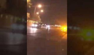 بالفيديو : إطلاق نار كثيف في القصر الملكي في الرياض ونقل الملك إلى القاعده الجوية لحمايته