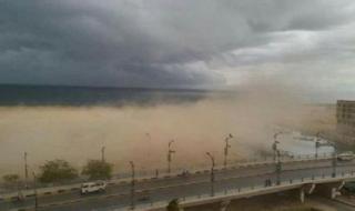 """الهيئة الدولية للأرصاد تحذر من إعصار جديد """"ماكنو"""" يضرب السواحل الجنوبية"""