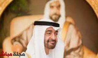 """الشيخ محمد بن زايد: صانع السلام والخير"""" في شتى بقاع الأرض"""