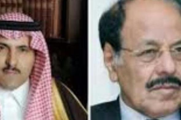 فر ذليلاً.. السفير السعودي يكشف تفاصيل ليلة هروب علي محسن الاحمر من صنعاء
