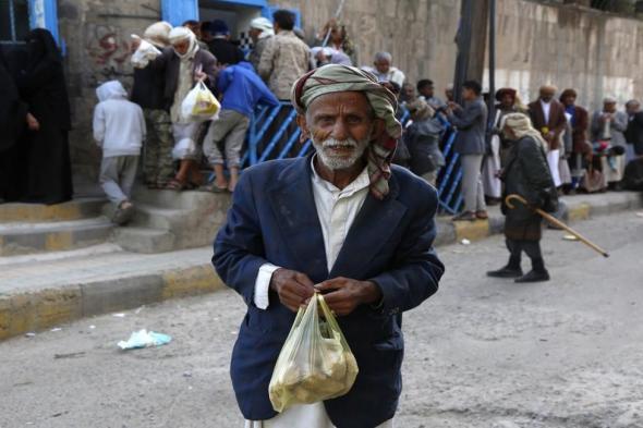اليمن 2020... زيادة قياسية في الجوع ونقص حاد بالتمويل