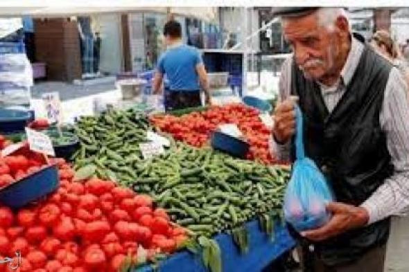 التضخم في تركيا يتصاعد بالتزامن مع هبوط الليرة