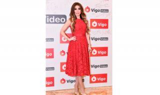 """الفنانة """"يارا"""" تحيي حفل توزيع جوائز البث المباشر لفيغو فيديو"""