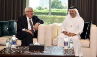 غريفيث في الإمارات لكسر جمود السلام باليمن