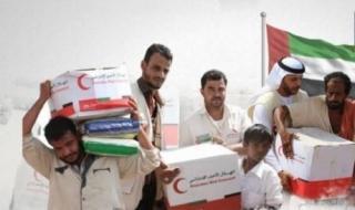 شبوة ومساعدات الإمارات.. إغاثات تقهر مؤامرة الإخوان