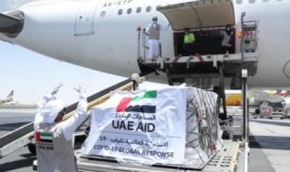 تقرير يكشف جهود دولة الإمارات ومساعداتها الطبية لدول العالم
