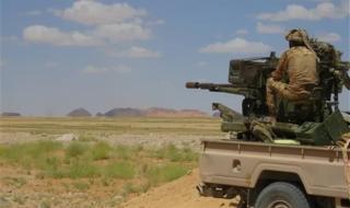قوات الجيش الوطني تستعيد مواقع استراتيجية في الجوف