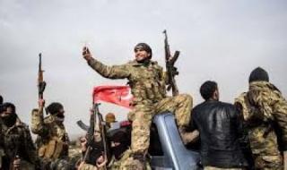 عودة 1400 مرتزق تركي من ليبيا إلى سوريا