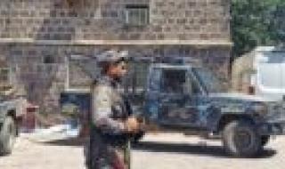 قوات حماية المنشآت تتولى تأمين مقر مؤسسة المياه والصرف الصحي بعدن