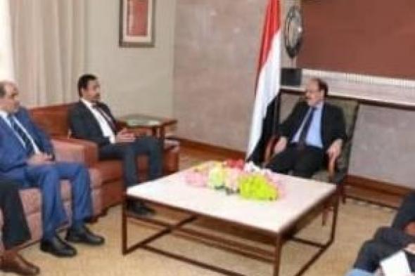عقب لقائه الجنرال الأحمر .. : بن عديو: لا يحق لمن تنقل بين الاحزاب ان يطالبني بالإستقالة من الإصلاح