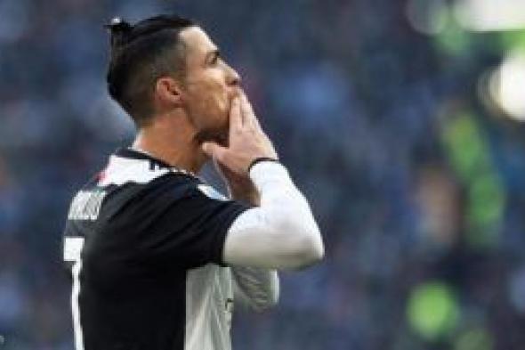 رونالدو يقود يوفنتوس للاحتفاظ بصدارة الدوري الإيطالي