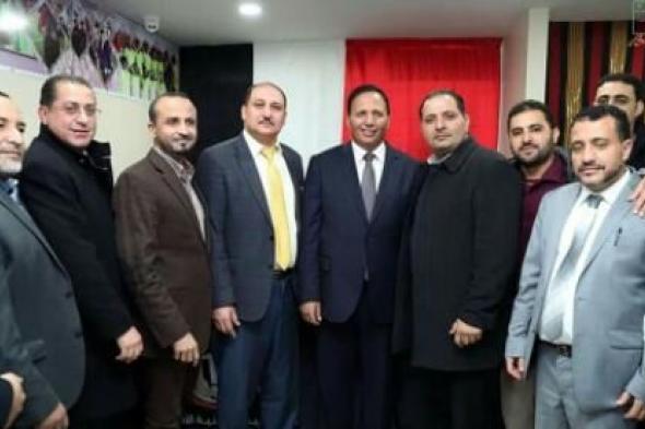 بدعم من الأحمر .. تحركات خطيرة يقوم بها جباري والإخوان ضد التحالف العربي في أمريكا