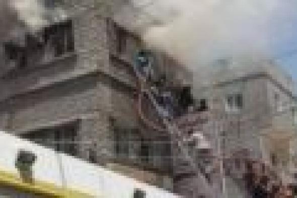 وفاة امرأة وابنتها أثر حريق منزلهم في المكلا