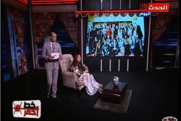"""الفنانة المصرية غادة إبراهيم: أكتر اتنين بكرهم في حياتي اسمهم """"إلهام"""" واحده فنانه والتانية مذيعة (فيديو)"""
