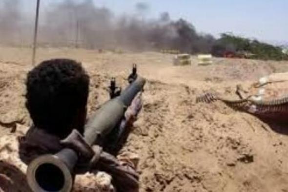 مليشيات الإخوان الإرهابية تقصف مواقع القوات الجنوبية بـ #أبين