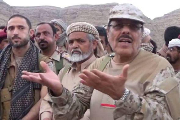 وسط صمت التحالف العربي وعجزه ..مليشيات الاخوان تدشن معسكر جديد في شبوة