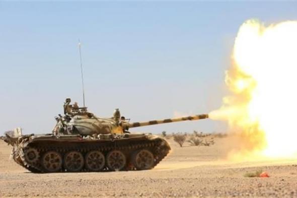الجوف.. قوات الجيش والمقاومة تهاجم مواقع المليشيا في بئر المرازيق وتكبدها خسائر كبيرة