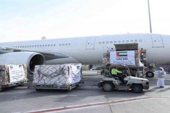 تعرف على حجم المساعدات الطبية الإماراتية التي أرسلتها لدول العالم
