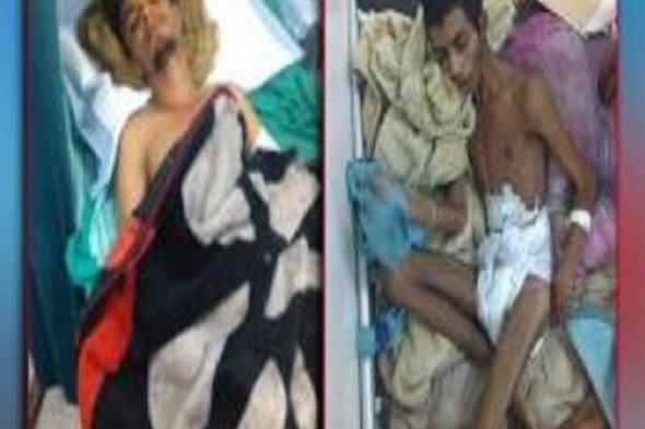 جرائم طارق عفاش في الساحل..طفلان على وشك الموت بحادثة دهس بالخوخة