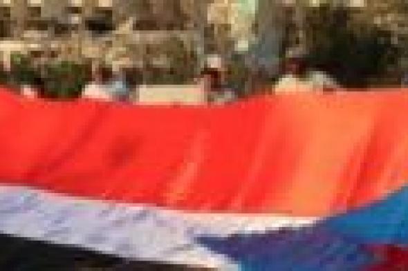 انتقالي العاصمة يجدد رفع العلم الجنوبي على سارية فندق عدن