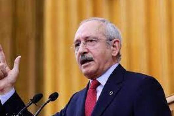 """زعيم المعارضة في تركيا ينتقد حكم أردوغان ويصفه بـ""""الاستبدادي"""""""