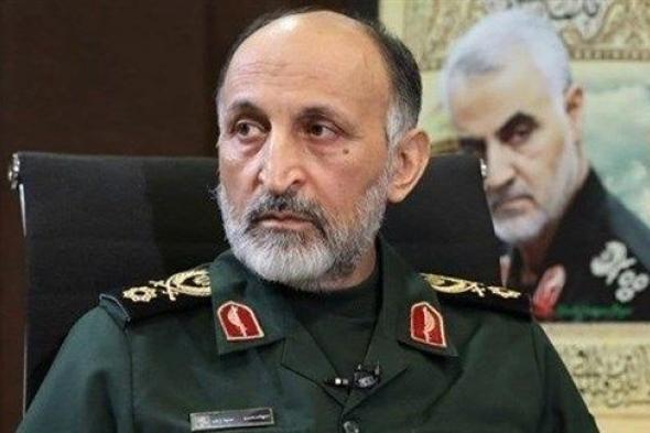 مسؤول إيراني سابق : حجازي أعلى قائد في الحرس الثوري يدعم الحوثيين