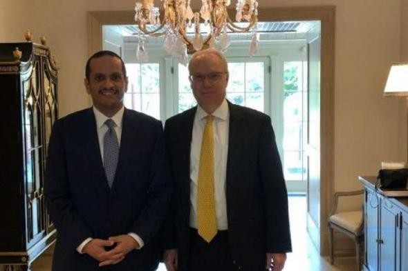 مباحثات قطرية أمريكية بشأن اليمن