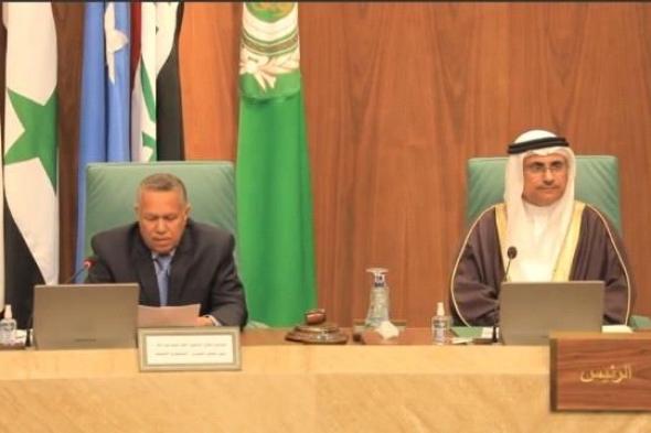 رئيس مجلس الشورى يشارك في الجلسة الافتتاحية للبرلمان العربي