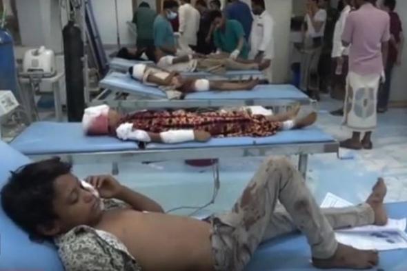 إصابة مدني بانفجار لغم زرعه الحوثيون جنوب الحديدة
